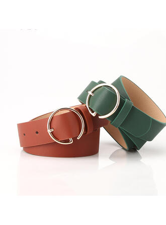 Unique Beautiful Fashionable Sexy Stylish Vintage Classic Simple Boho Leatherette Women's Belts 1 PC