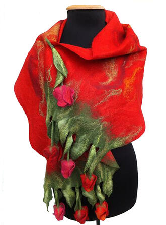 Rose/lace attractive/fashion/Comfortable Scarf