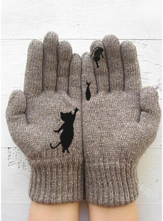 Animal Comfortable/Animal Designed/Fingers Gloves