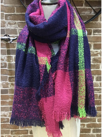 Color Block/Colorful Oversized/fashion Scarf