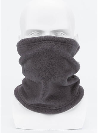 Solid Color Breathable/Multi-functional Scarf