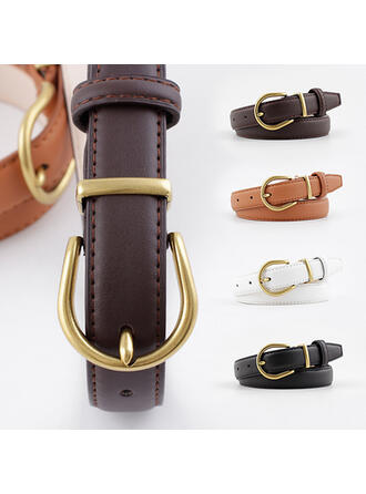 Unique Stylish Attractive Charming Artistic Delicate Leatherette Women's Belts 1 PC