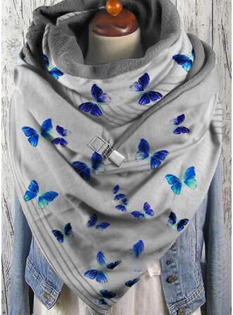 Animal fashion/Butterfly Design Scarf