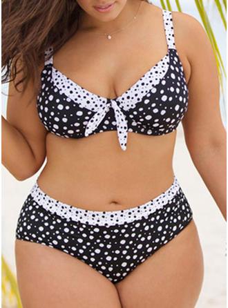 Nop Riem Sexy Grote maat Bikini's Badpakken