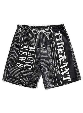 Heren Koord Board Shorts